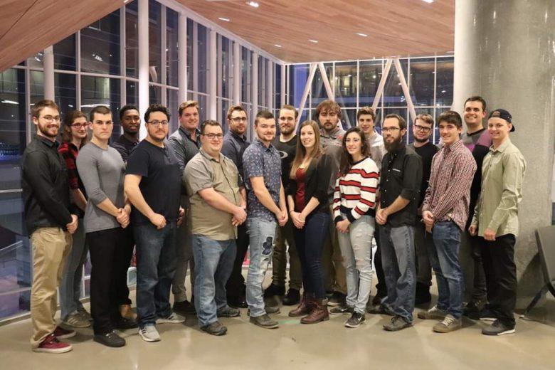 Membres de l'équipe Pont d'acier