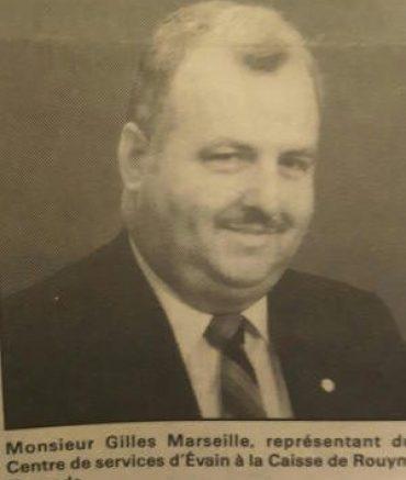 Gilles Marseille