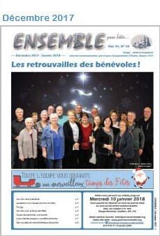 Journal Ensemble en PDF, décembre 2017