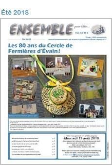 Journal Ensemble, été 2018, format PDF