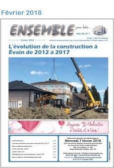 Journal Ensemble publié en février 2018, format PDF.