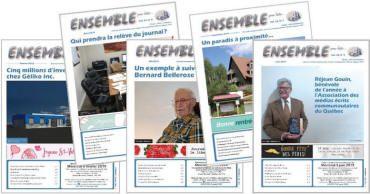Archives 2019 du journal Ensemble