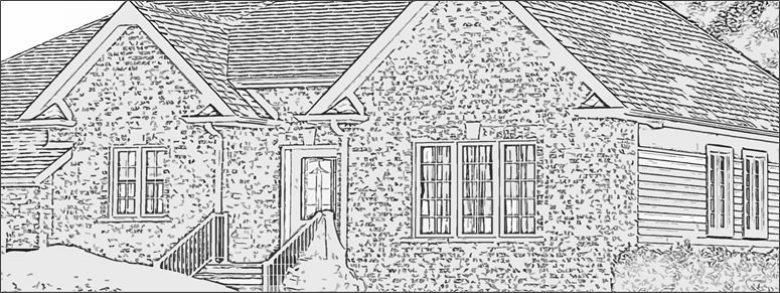 Dessin Maison 7669