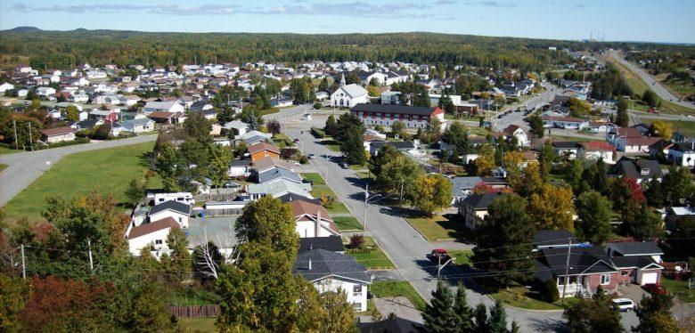 Au village d'Évain