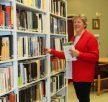 À la bibliothèque municipale