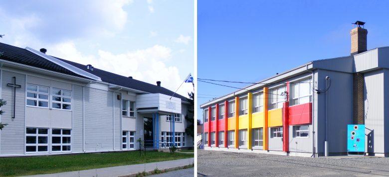 Écoles d'Évain