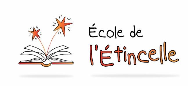 """logo """"École de l'Étincelle"""""""