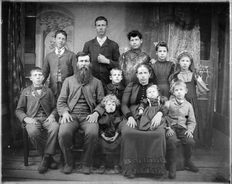 Famille ancêtre Poitras