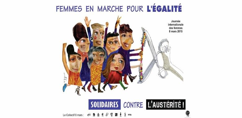 Solidaires 8Mars