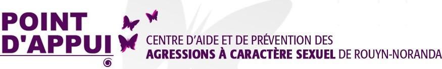 Point d'appui - Centre d'aide et de prévention des agressions à caractère sexuel de Rouyn-Noranda