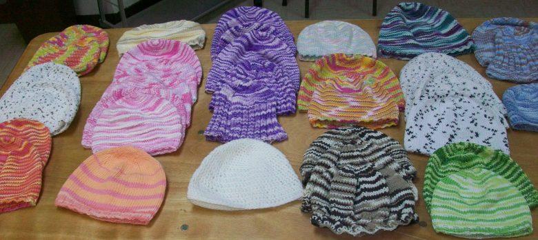 Bonnets Tricothon
