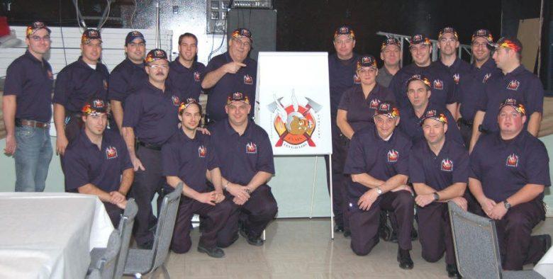 Pompiers d'Évain
