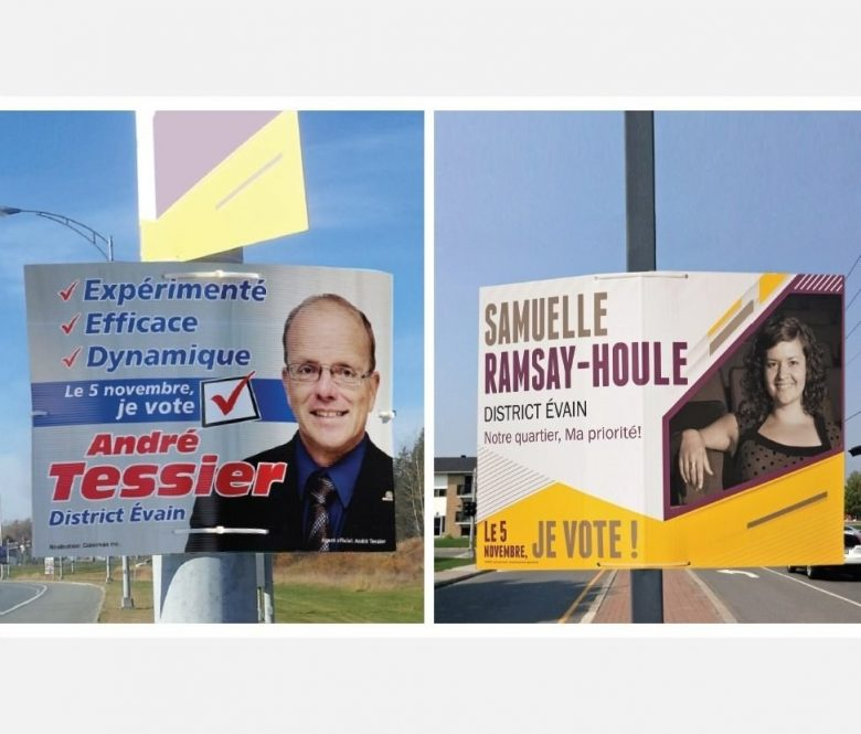 Candidats Tessier Ramsay