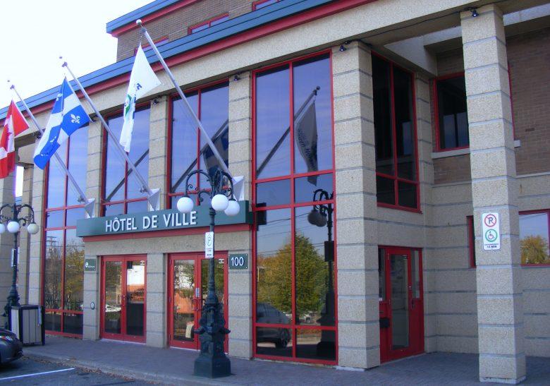 Hotel De Ville Rouyn Noranda 4543
