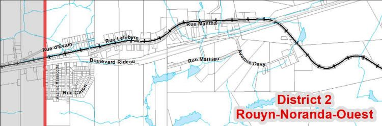 District 2 Rouyn-Noranda-Ouest