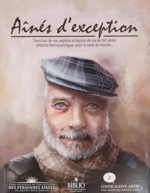 "Volume ""Aînés d'exception"""