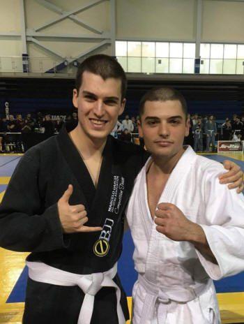 Joseph Vachon et son frère Philip-Paul