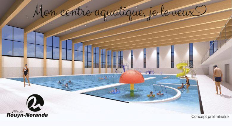 Mon Centre Aquatique Je Le Veux