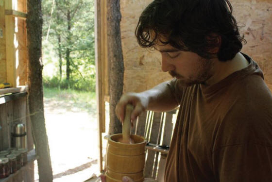 L'herboriste du village