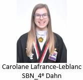 Carolane Lafrance-Leblanc