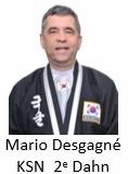 Mario Desgagné