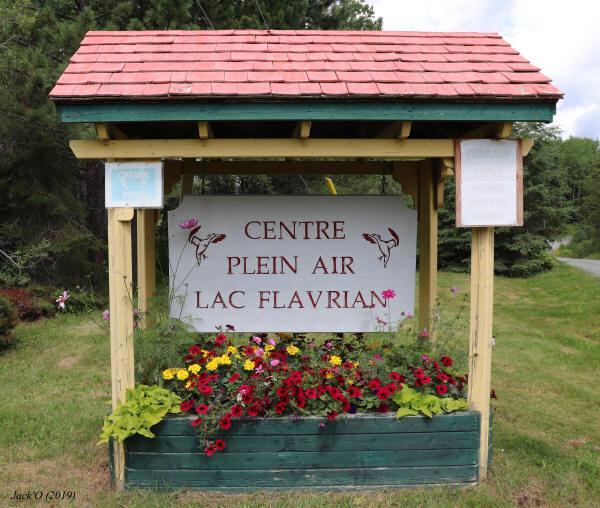Bienvenue au Centre de plein air du lac Flavrian