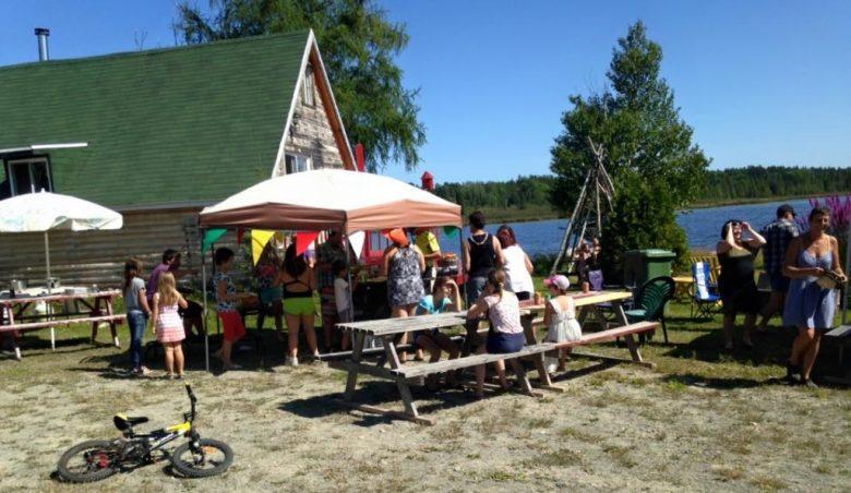 Camping Aux Petits Trembles
