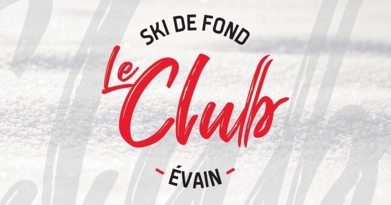 Logo Ski Fond Evain